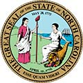 Seal of N Carolina